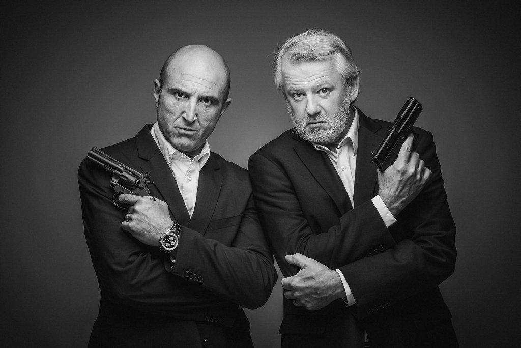 Michel Bernini & Jacques Chambon