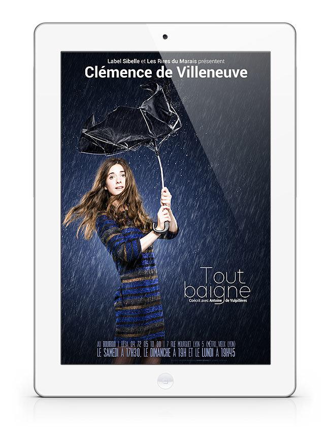 Clémence de Villeneuve
