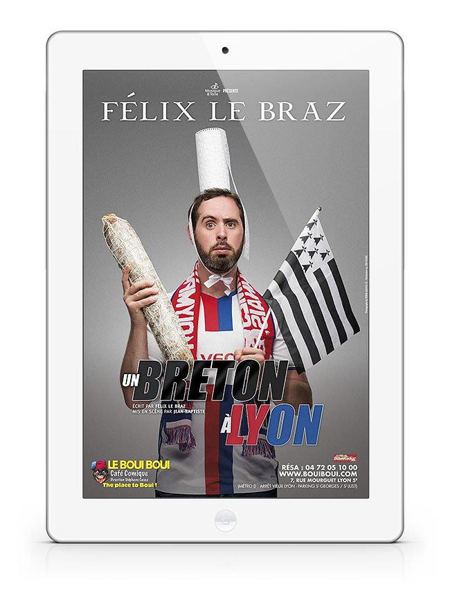 Un Breton Lyon