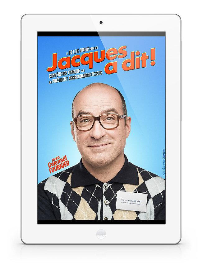 Jacques à dit !